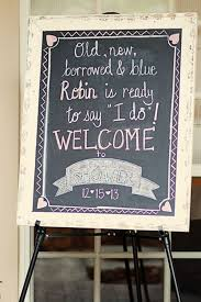 chalkboard wedding sayings 10 trending bridal shower signs ideas to choose from