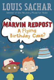 marvin redpost 6 a flying birthday cake ebook by louis sachar