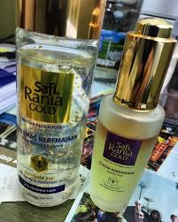 Serum Safi Rania Gold living my my way safi rania gold beetox obsession