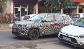 jeep wrangler pickup spotted testing 2017 jeep compass spotted testing in himachal pradesh