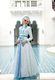 model baju kebaya muslim 15 model kebaya muslim modern buat lebaran bajuterbaik