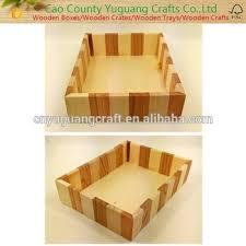 2016 heze yuguang custom ornament storage tray wooden