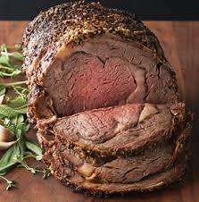 salt crusted beef tenderloin prime rib with herb salt crust hy vee