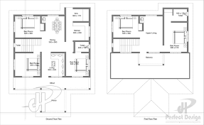 cool house floor plans cool house plan in kerala style 79 about remodel minimalist with