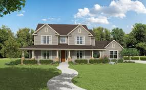 Farmhouse Elevations by The Winslow U2013custom Built Home Plans Design Tech Homes