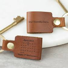 3rd wedding anniversary gift ideas leather gift ideas for 3rd wedding anniversary tbrb info