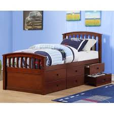 Boys Bed Frame Boys Beds Wayfair