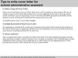administrative assistant cover letter school administrative assistant cover letter 3 638 jpg cb 1411185849