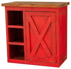 36 Bathroom Vanity With Sink by Barn Door Vanity Bright Red 36