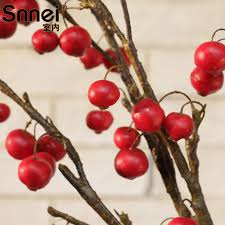 Artificial Home Decor Trees Snnei Indoor Artificial Plants Apple Trees Upscale Living Room