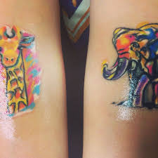 the 25 best watercolor elephant tattoos ideas on pinterest