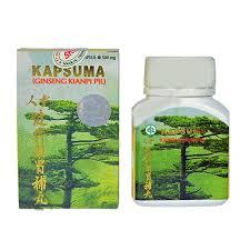 Daftar Ginseng Korea kianpi herbal pil original ginseng korea 60 capsul daftar update
