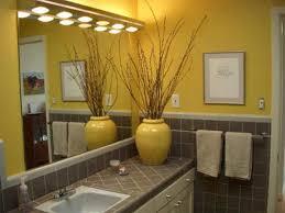gray and yellow bathroom ideas bathroom color yellow and gray bathroom ideas blue walls color