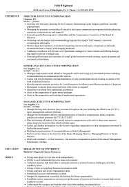 resume format administrative officers exam solutions s1 executive compensation resume sles velvet jobs