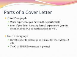 bunch ideas of second paragraph cover letter examples about