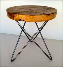 round wood and metal side table 60 best serralheria images on pinterest wrought iron metal art