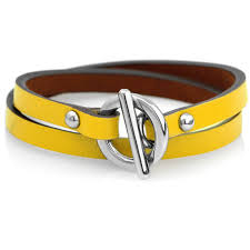 silver leather wrap bracelet images Silver leather wrap bracelet lucas stone contemporary jpg