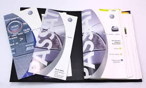 genuine owners manual books 2001 vw passat b5 5 volkswagen