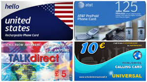 cheapest prepaid card options for international calls when travelling overseas