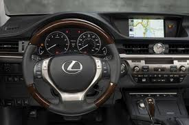 lexus es300h 2013 lexus es fuel economy and performance figures hybrid returns