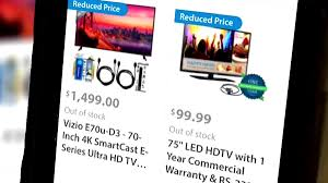black friday tv deals 70 inch wal mart customers still want tvs after black friday pricing error