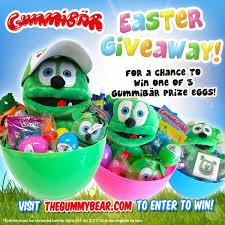 easter stuff it s time for the gummibär easter egg giveaway gummibär