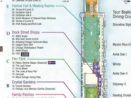navy pier map navy pier visitor guide on the app store