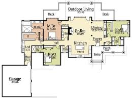 One Level Houses Best 25 One Level House Plans Ideas On Pinterest One Level