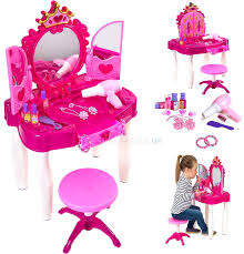 childrens dressing tables with mirror and stool large girls glamour mirror dressing table mirror play set kids