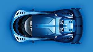 concept bugatti bugatti vision gran turismo at frankfurt motor show shades of