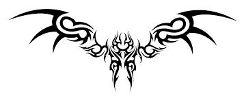 22 tribal back tattoos