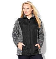 Plus Size Quilted Barn Jacket Plussize Jackets Over 50 Off