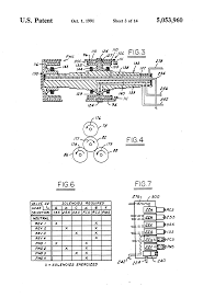 patent us5053960 electronic control system for powershift