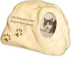 cat cremation cremation cat urn paw prints poem photo