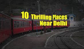 places to visit around delhi waytoindia