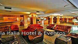 bella italia hotel u0026 eventos youtube