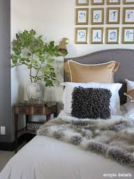 simple details budget guest room reveal inspired by williams sonoma