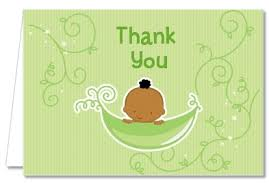 thank you baby shower baby shower thank you cards sweet pea american boy thank