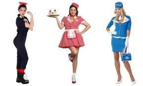 Halloween Waitress Costumes Size Halloween Costumes Don U0027t