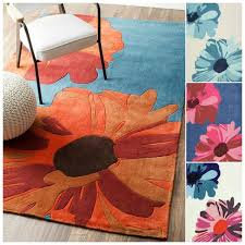 Modern Floral Rugs 135 Best Rugs My Style Images On Pinterest Rugs Area Rugs And