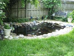 Small Garden Pond Ideas Pond Landscaping Ideas Yard Ponds Garden Ponds Landscape Small