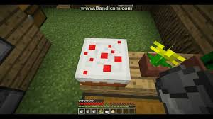 minecraft how to make cake youtube