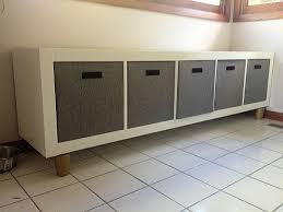ikea bench hack target entryway bench beautiful diy reuse repurpose ikea hack turned
