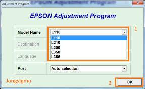 resetter epson l210 terbaru download resetter epson l110 l210 l300 l350 l355 terbaru jangsigma
