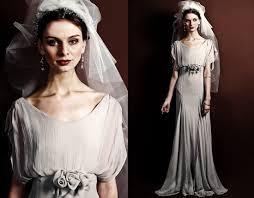 Vintage Inspired Wedding Dresses Vintage Inspired Wedding Dress By Max Mara