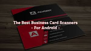 Hometown Business Card Design Best Business Card Scanner App For Android