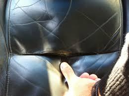 reparation siege cuir auto coutures cuir fauteuil avant xc90 notice démontage xc90 volvo
