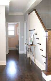 Wood Floor In Powder Room - powder room reveal relativity textiles so chic life