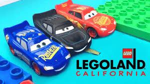 disney cars 3 lightning mcqueen legoland tour amusement park