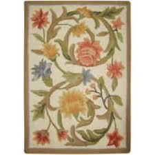 Wool Hand Hooked Rugs Hand Hooked Rugs U0026 Area Rugs For Less Overstock Com